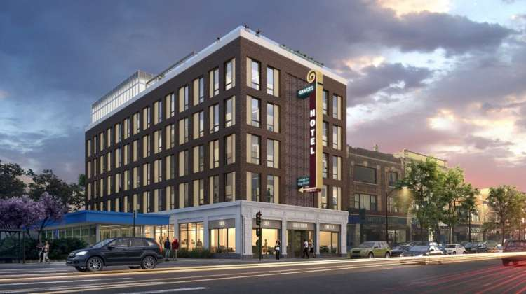 Community Discusses Plans for Boutique Hotel in Logan Square