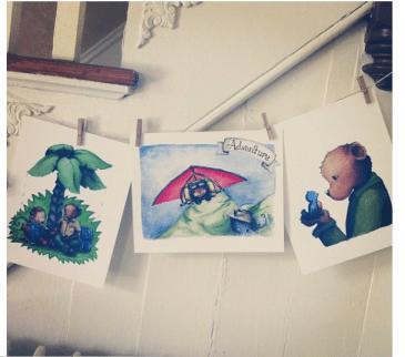 Growly Prints