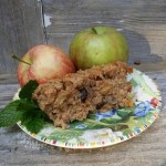 Meme's Apple Cake {recipe}