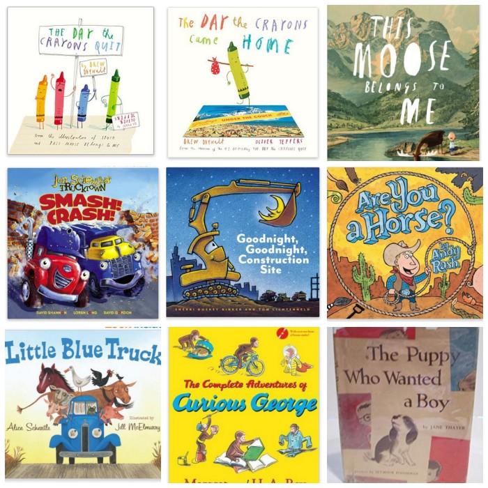 Little Boy Books