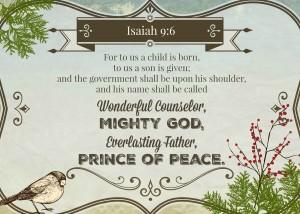 Isaiah 9-6