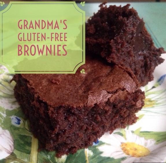 grandmas gluten free brownies