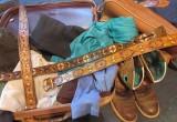 "Bold & Beautiful Belt Collection: 1 3/4"" Belts"