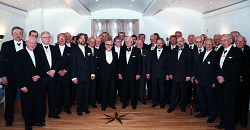 1998/11/14 Logenball zur 75. und 25. jährigen Einweihung des Logenhauses