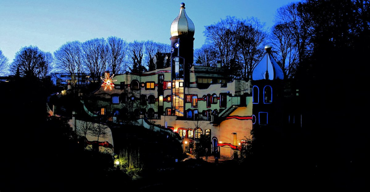 Essen / Hundertwasserhaus