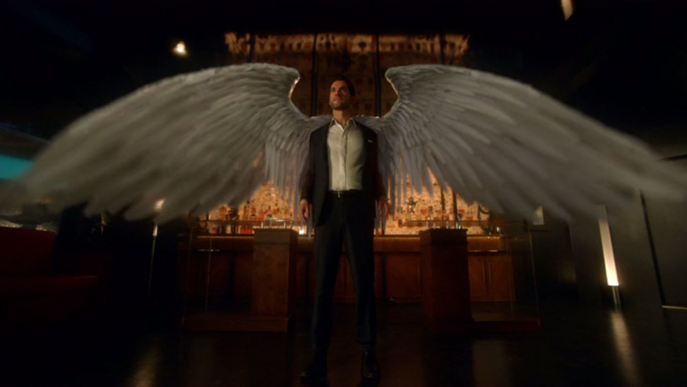 Morningstar Lucifer Wings