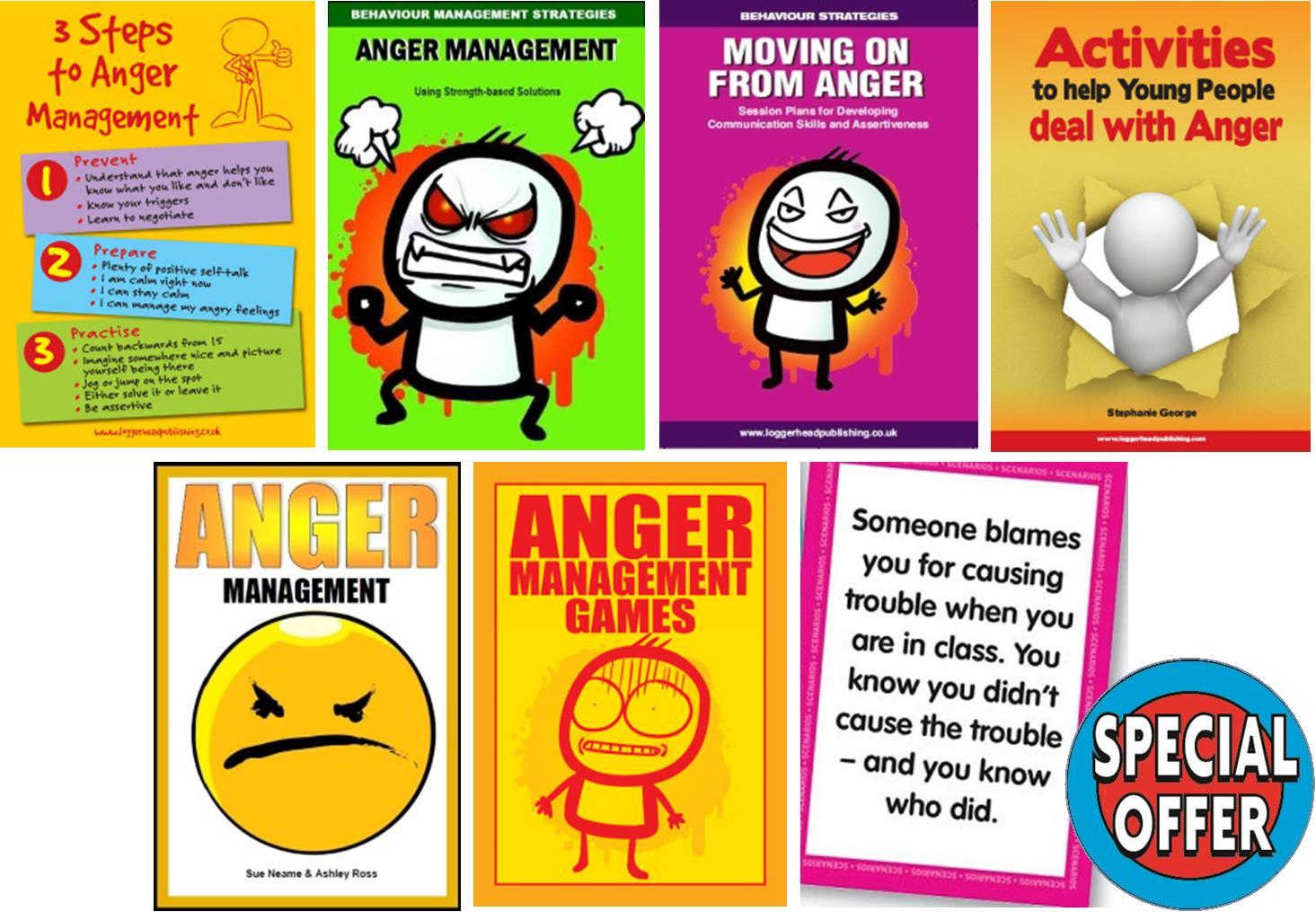 Special Offer The Anger Management Toolkit For Ages 5 11
