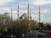 Blauwe Moskee (Sultan Ahmet Moskee)