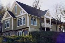 New Log Home # 12