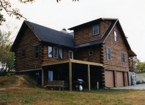 New Log Home #2