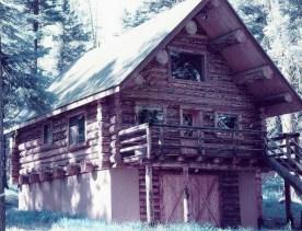 New Log Home #29