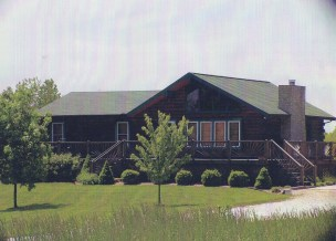 New Log Home #36