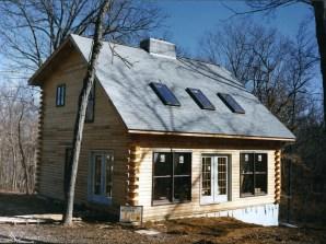 New Log Home #38