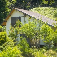 (交渉中)【売買】500万円 京都府福知山市三和町中出 かつてアトリエ利用されていた隠れ家風2階建別荘