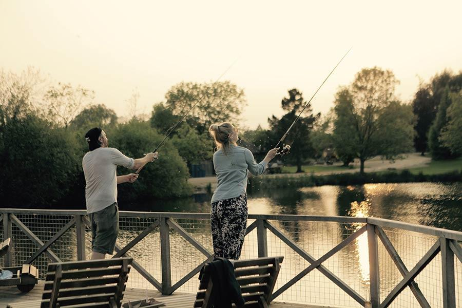 Holiday Cabins For Fishing