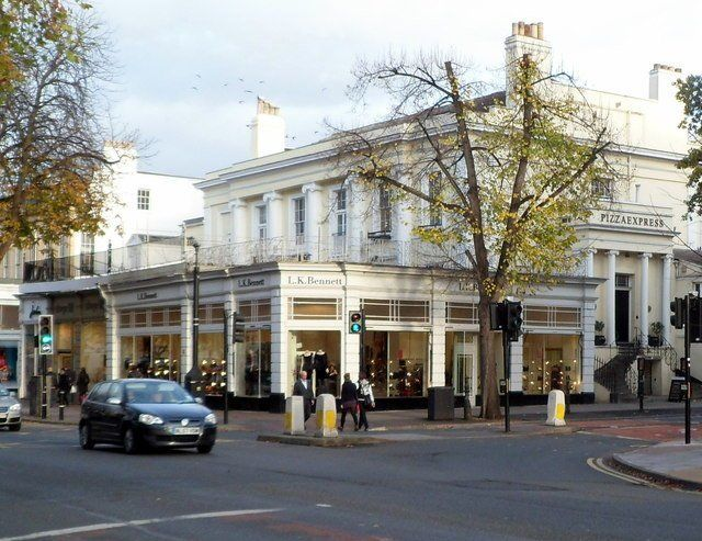 Holiday Shopping In Cheltenham