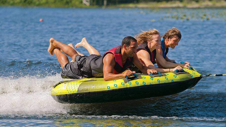 Watersports In The Cotswold Water Park