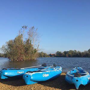 Kayaking Holiday UK