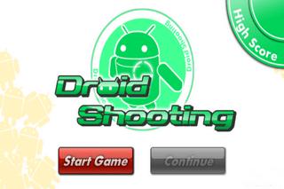 Игра  DroidShooting - Обложка