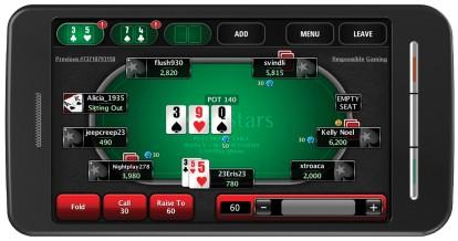 Мобильные покер клиенты