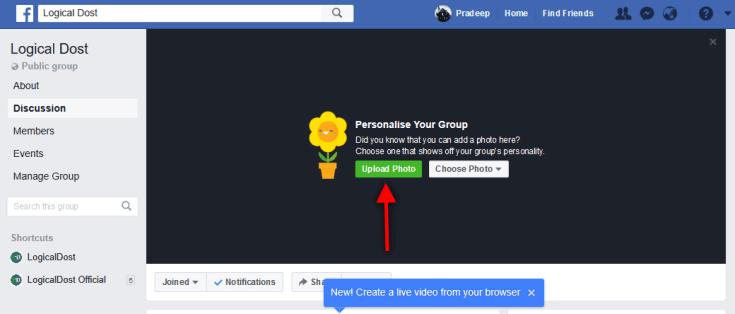Facebook Group Kaise Banaye