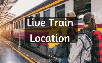 Train Ki Live Location Kaise Dekhe