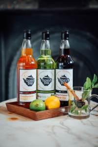 Tipsy Tea Image of three bottles