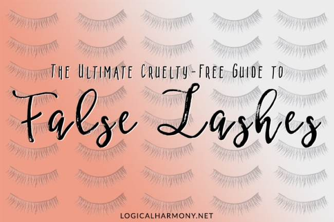 The Ultimate Guide to Cruelty-Free False Lashes