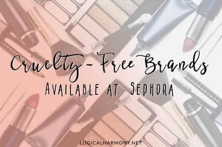 Cruelty-Free Brands at Sephora