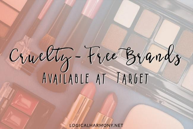 Cruelty-Free Brands at Target