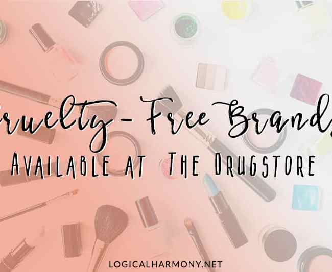 Cruelty-Free Drugstore Brands