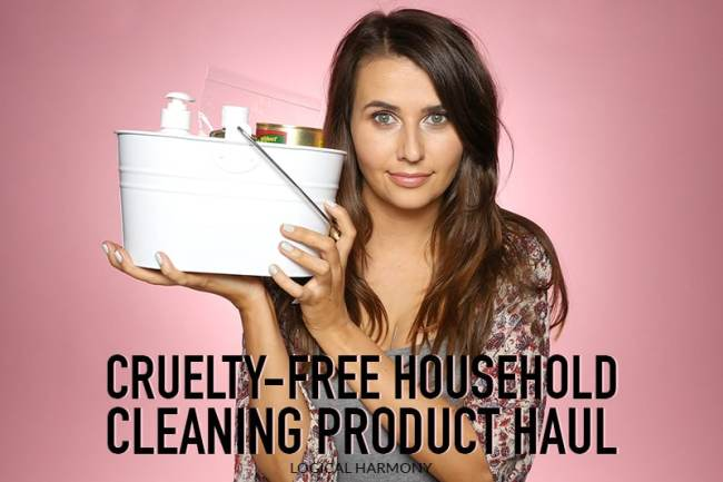 Cruelty-Free Cleaning Products Haul from Grove