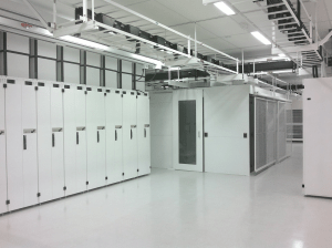 A recent Logicalis data center design.