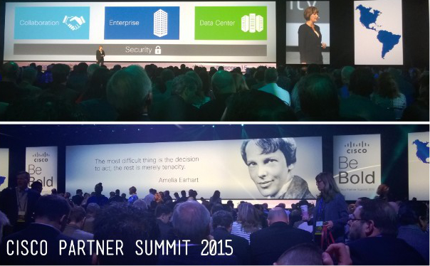 The Cisco Partner Summit—Impressions from Montreal