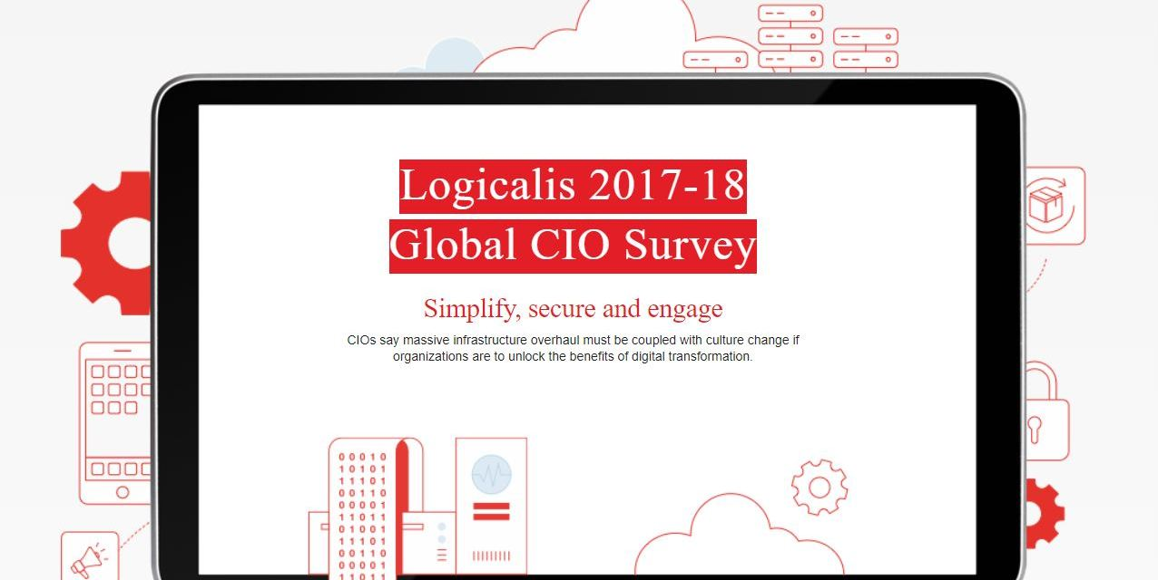 Logicalis Conducts Fifth Annual Global CIO Survey