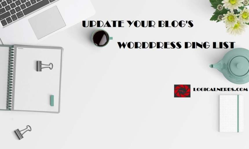 Update Services WordPress Ping List on Your WP Dashboard