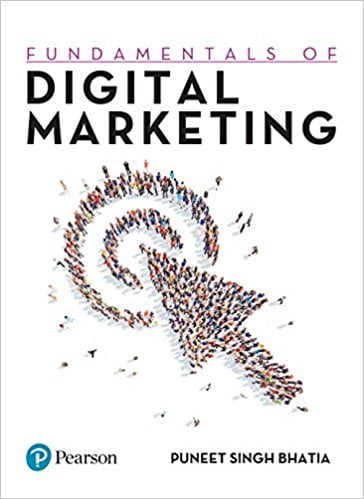 Fundamentals of Digital Marketing by pearson, top rated digital marketing books