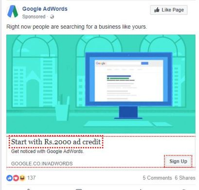 facebook ad copy of Google Adwords ,sales copy examples, what is copywriting, copywriting india, copywriting examples,