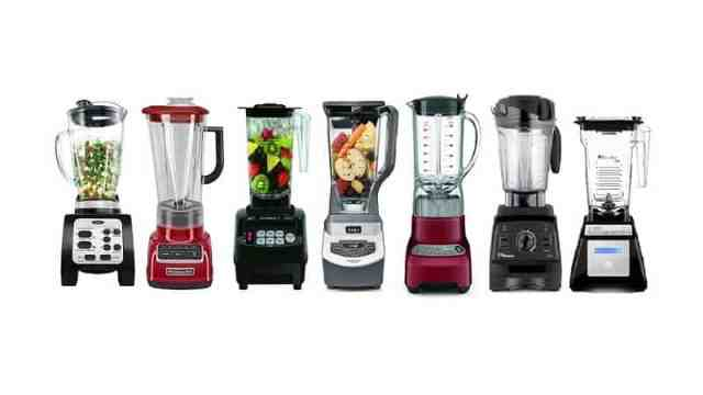 best high speed blender reviews