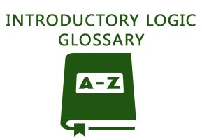 Introductory glossary