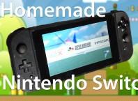 Nintimdo RP - Nintendo Switch clone
