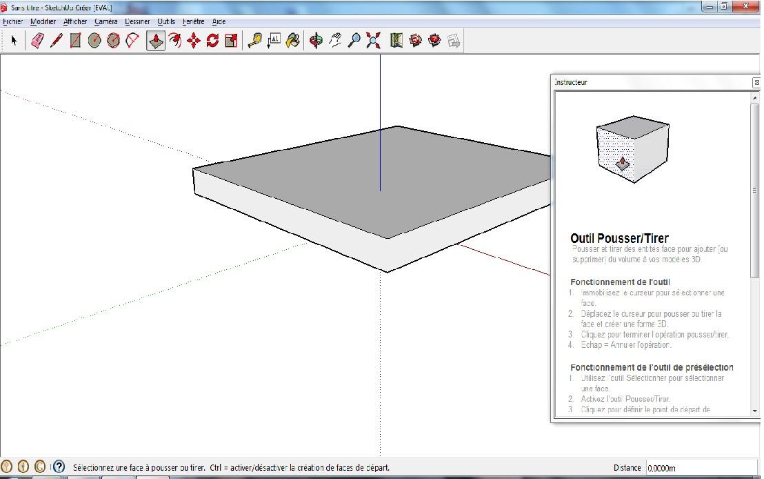 test sketchup pro 2013 logiciels jardins le guide. Black Bedroom Furniture Sets. Home Design Ideas
