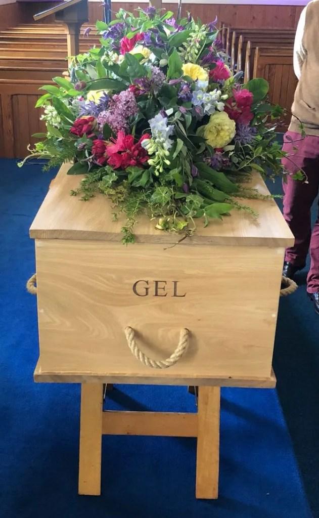Alec Laing - Great Grandma's Elm Coffin GEL