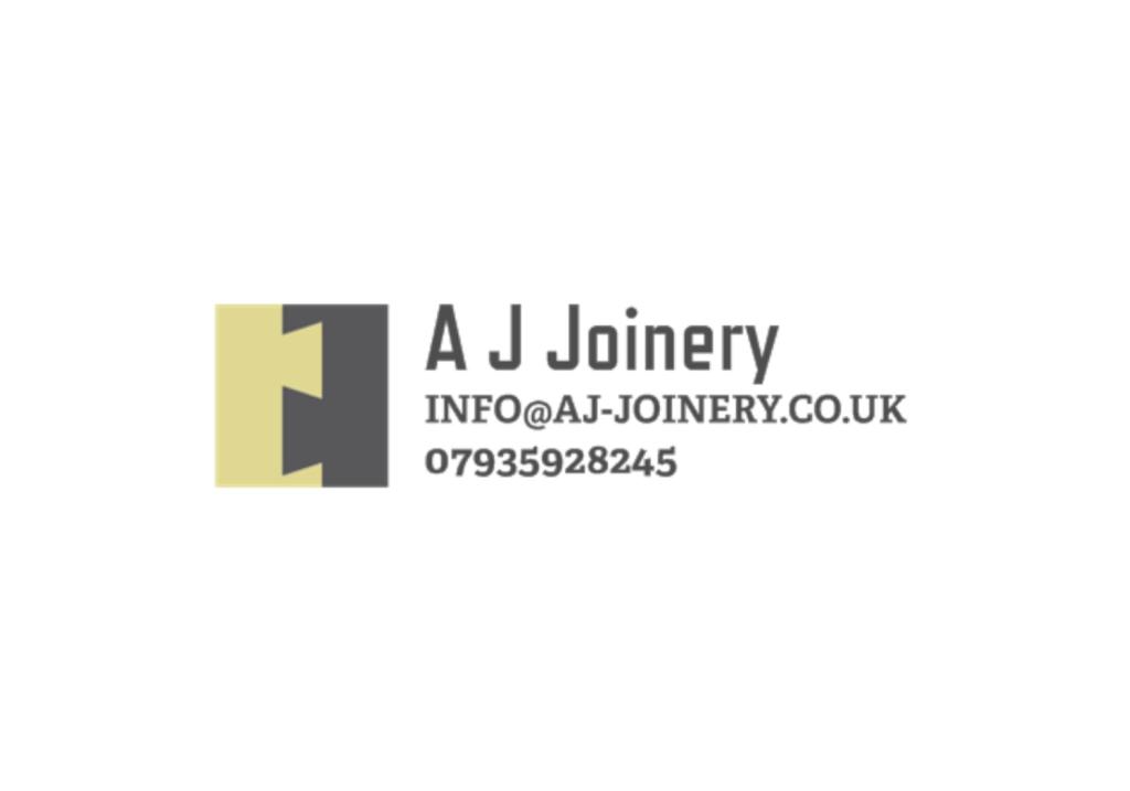AJ Joinery Logo
