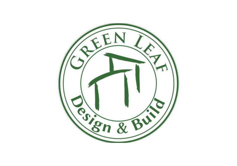 GreenLeaf-Design-and-Build(1b) Logo