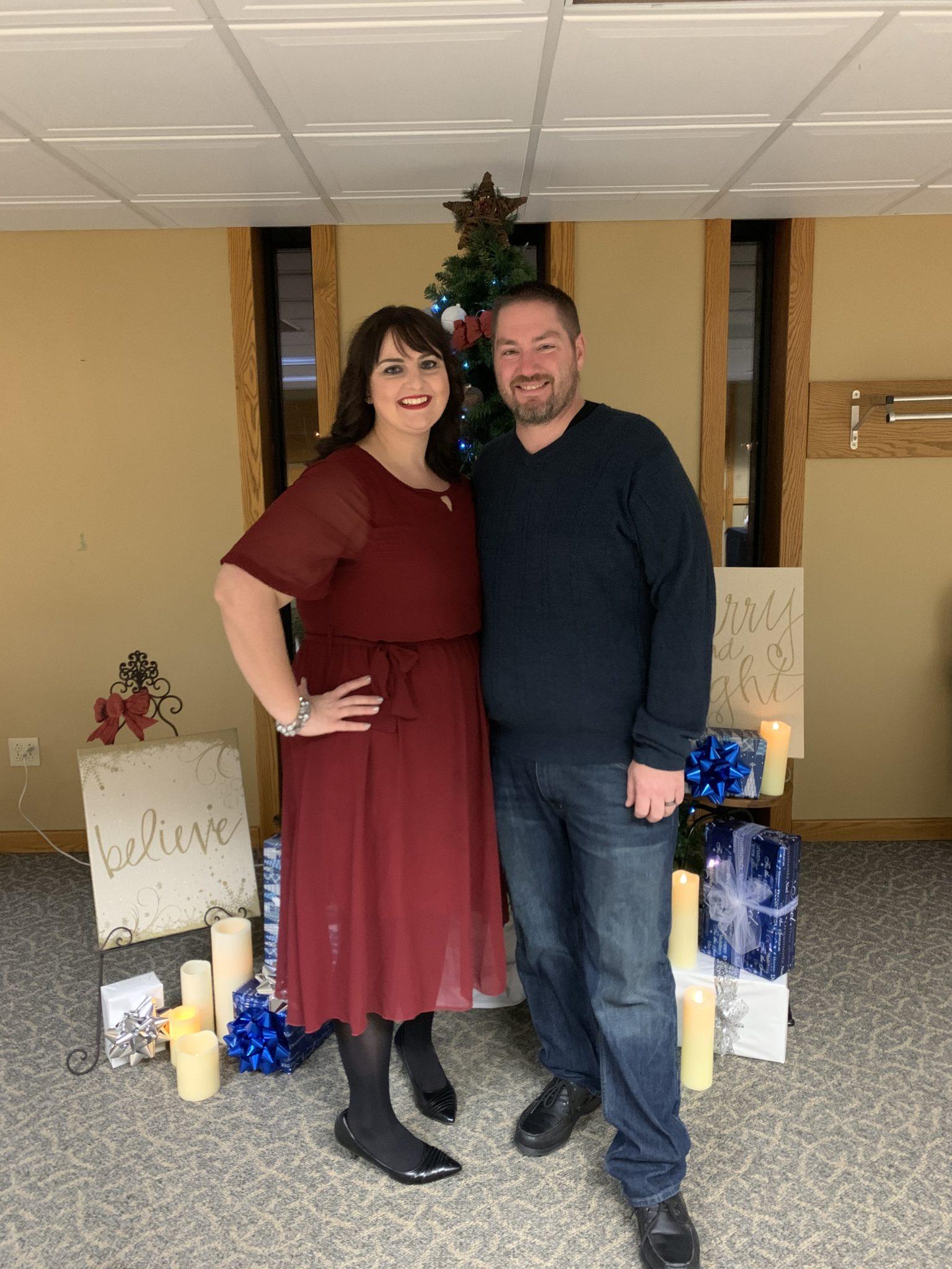Lifetime Adoptive Parents Tony and Felicia