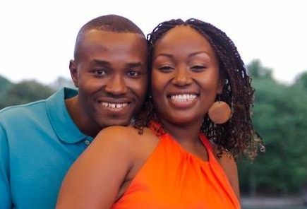 Lifetime Adoptive Parents Kleb and Wanjiku