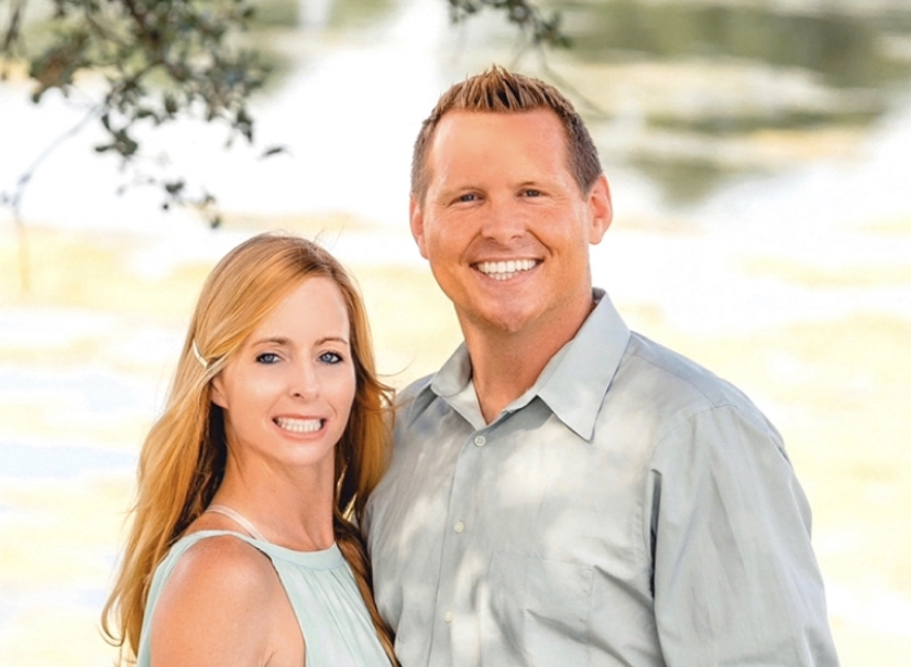 Lifetime Adoptive Parents Jamie and Tracy