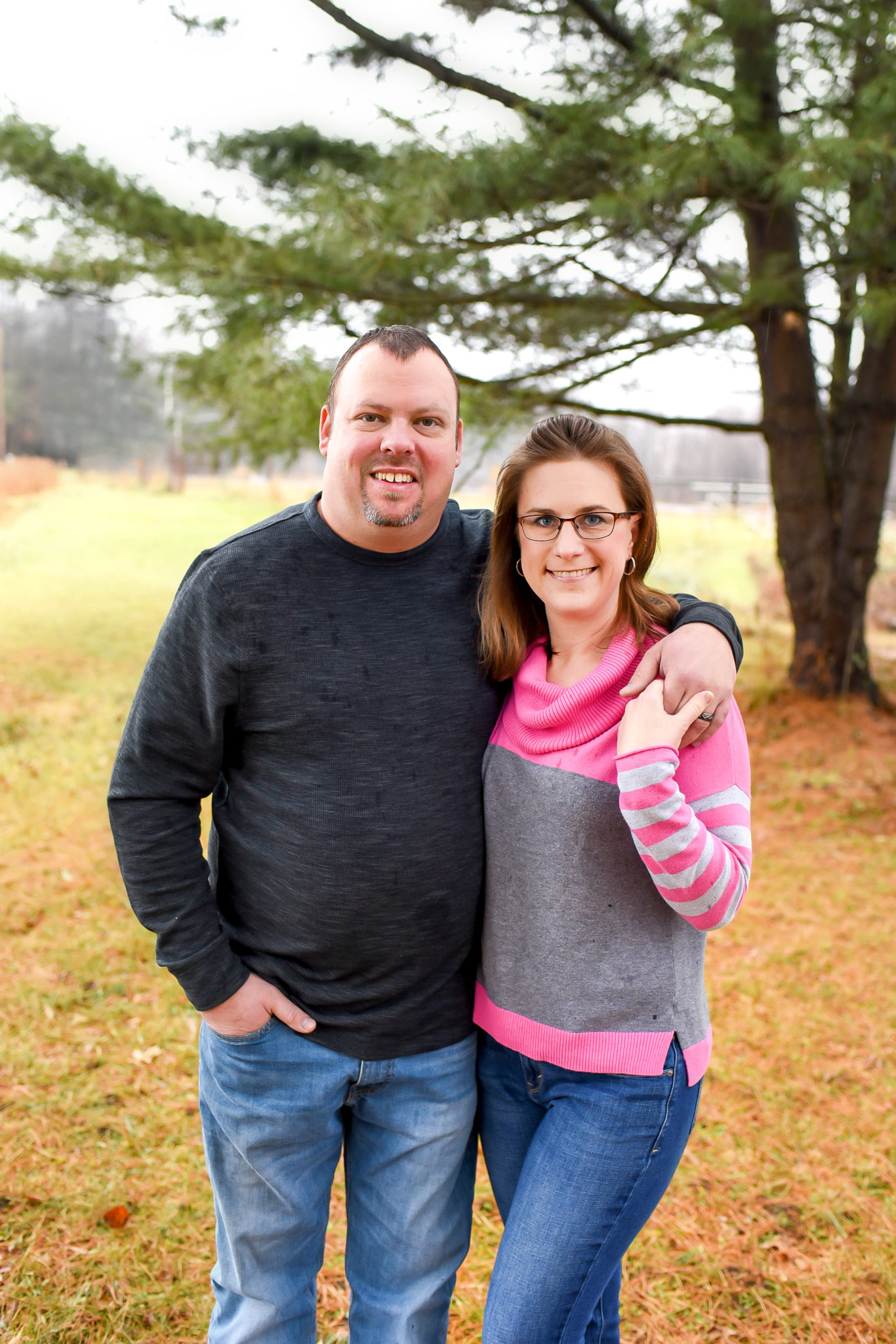 Lifetime Adoptive Parents Thomas and Sherie