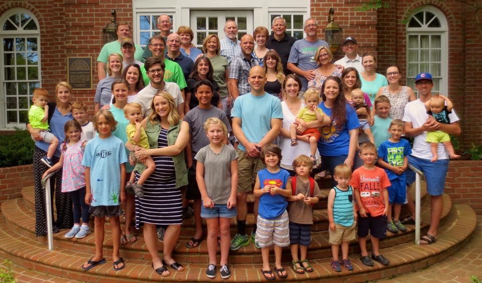 Lifetime Adoptive Parents Caleb and Jessica